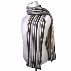 Brooks Brothers Made in Italy 100% Linen Scarf